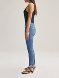 Toni Mid Rise Straight Fit Jean - Stratosphere-AGOLDE-Over the Rainbow