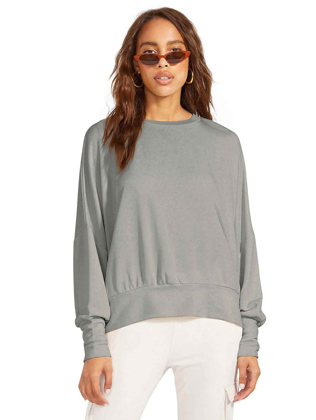 Big Idea Oversize Sweatshirt-BB DAKOTA-Over the Rainbow