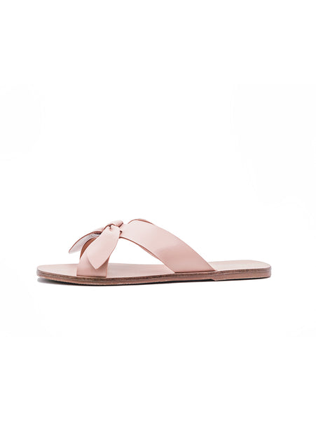 Tais Crossover Sandal - Nude-KAANAS-Over the Rainbow