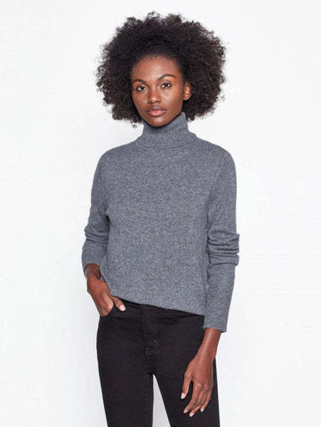 Delafine Turtleneck Sweater-Equipment-Over the Rainbow
