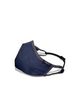 Anti-Microbial (AMIC) Mask - Navy-IRONCLOTH USA-Over the Rainbow