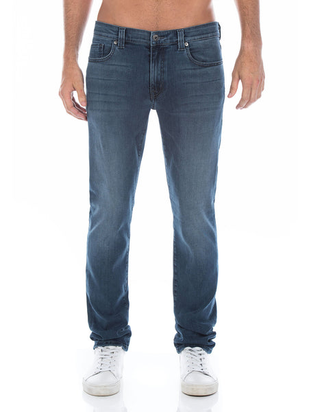 Jimmy Slim Straight Jean - Atlas Blue-Fidelity Denim-Over the Rainbow