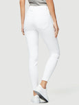 Le High Skinny Jean - Blanc-FRAME-Over the Rainbow