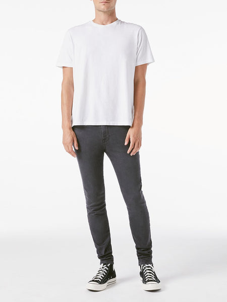 Jagger True Skinny Jean - Fade to Grey-FRAME-Over the Rainbow
