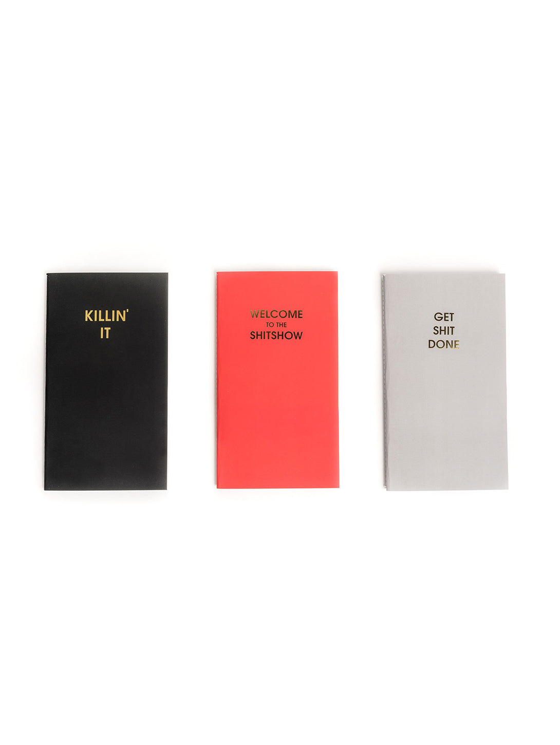Mini Journal Set-CHEZ GAGNE LETTERPRESS-Over the Rainbow