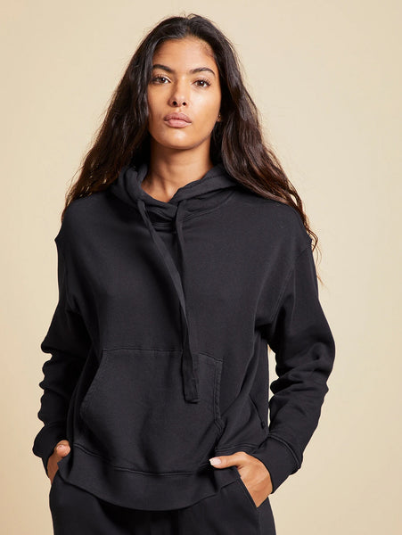 Ojai Organic Fleece Hoodie-Velvet-Over the Rainbow