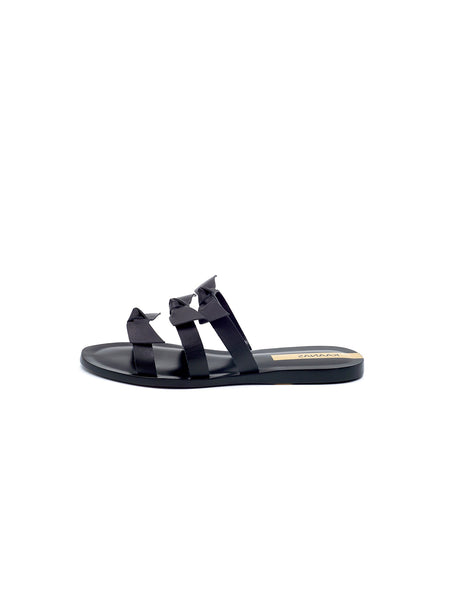 Recife Bow Sandal-KAANAS-Over the Rainbow