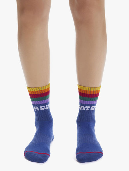 Baby Steps Socks - Dawn Patrol-Mother-Over the Rainbow