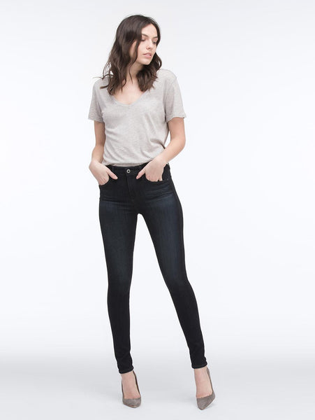 Farrah High Rise Skinny Jean - Brooks-AG Jeans-Over the Rainbow