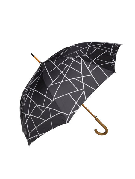Scout Umbrella - Matrix Black-Westerly Goods-Over the Rainbow