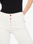Pixie Exposed Button Jean - Taste The Rainbow-Mother-Over the Rainbow