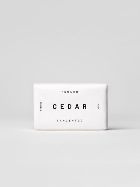 Cedar Soap Bar-TANGENT GC-Over the Rainbow