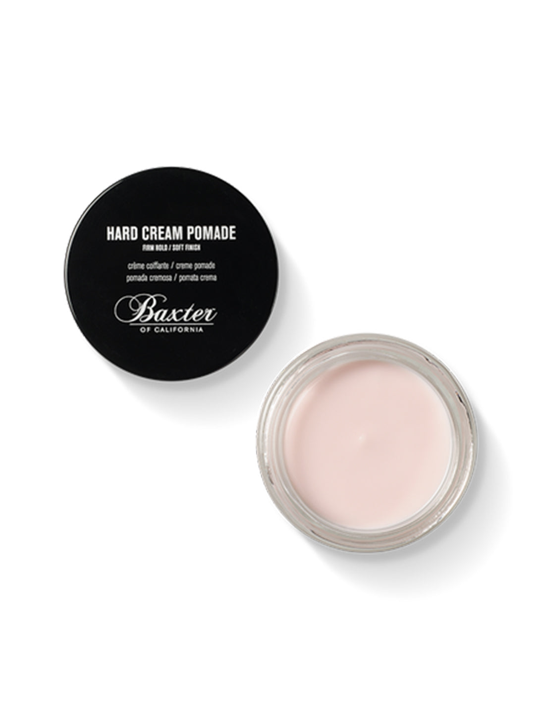 Hard Cream Pomade-Baxter of California-Over the Rainbow