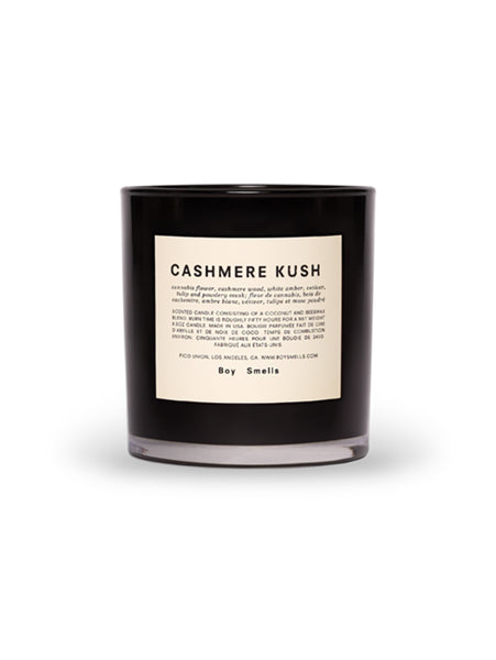 Cashmere Kush Candle-BOY SMELLS-Over the Rainbow