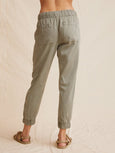 Pocket Jogger Pant-Bella Dahl-Over the Rainbow