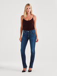 B(Air) Denim Kimmie Straight Leg Jean - Fate-Seven for all Mankind-Over the Rainbow