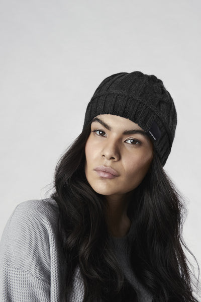 Cable Toque-Canada Goose-Over the Rainbow