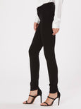 Hoxton Ponte Pant - Black-Paige-Over the Rainbow