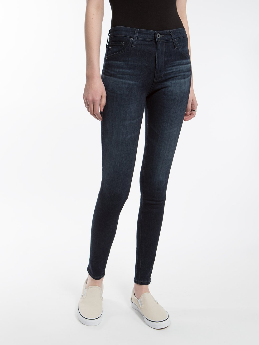 Farrah Brooks Jean-AG Jeans-Over the Rainbow