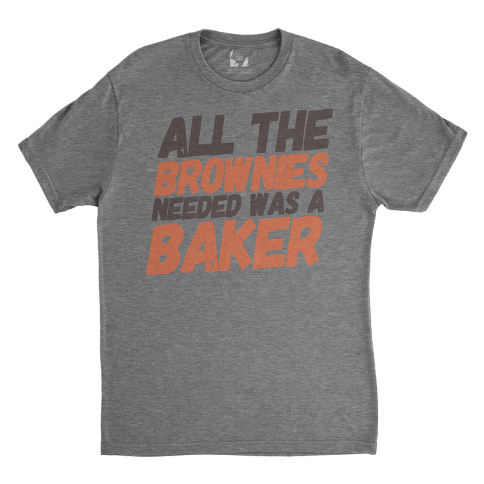All the Brownies needed unisex tee