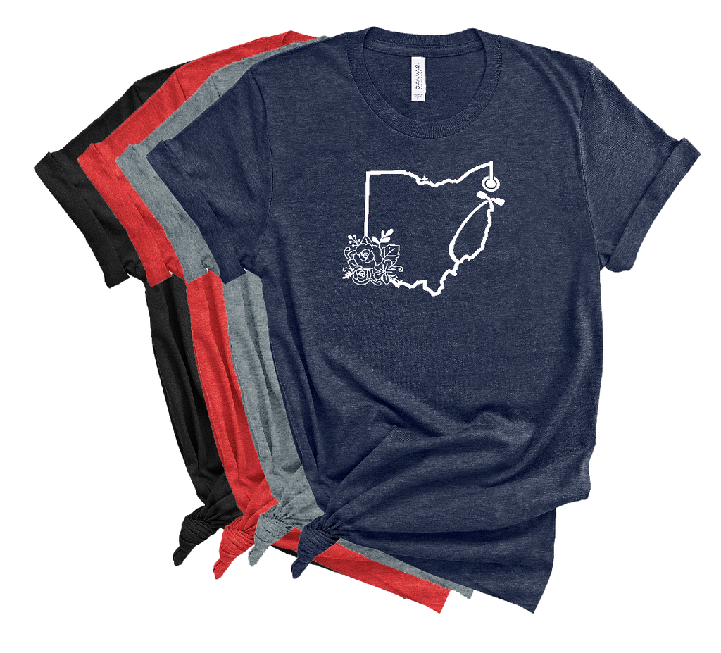 Ohio Nurse Essential Tee - Mistakes on the Lake