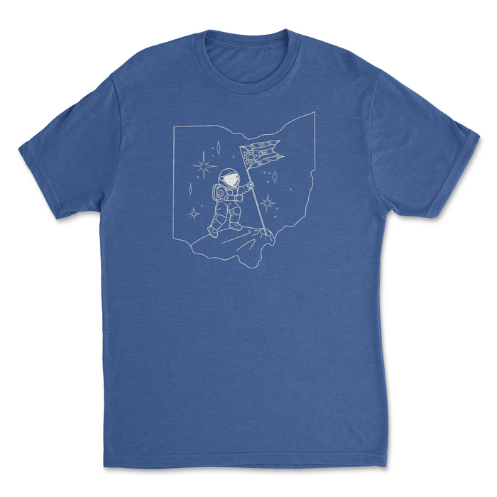 Ohio Astronaut Tee - Mistakes on the Lake