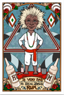Jobu Sticker - Mistakes on the Lake