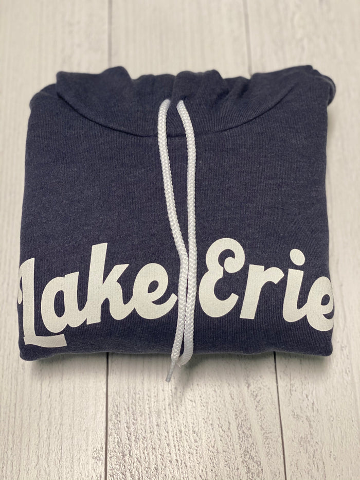 Lake Erie Hooded Sweatshirt - Mistakes on the Lake