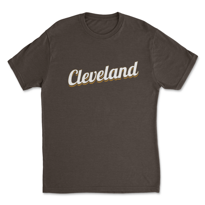 Vintage Cleveland Brown & Orange