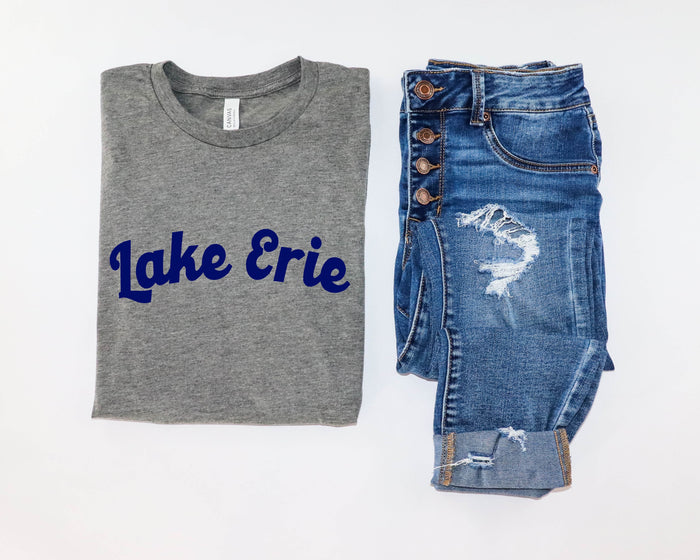 Lake Erie Signature Tee - Mistakes on the Lake