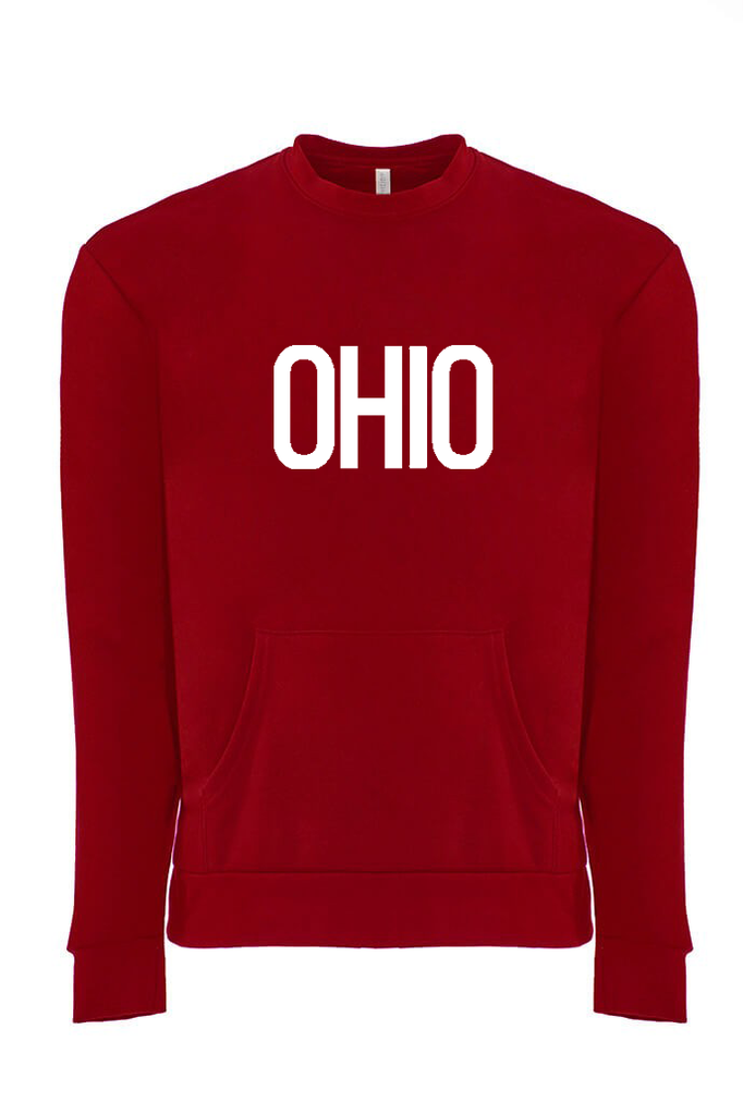 Block Ohio Pocket Crew Neck - Mistakes on the Lake
