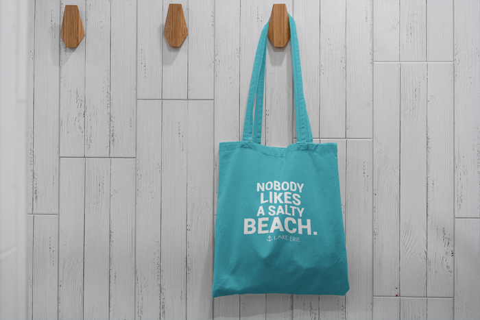 Nobody Likes a Salty Beach Tote - Mistakes on the Lake
