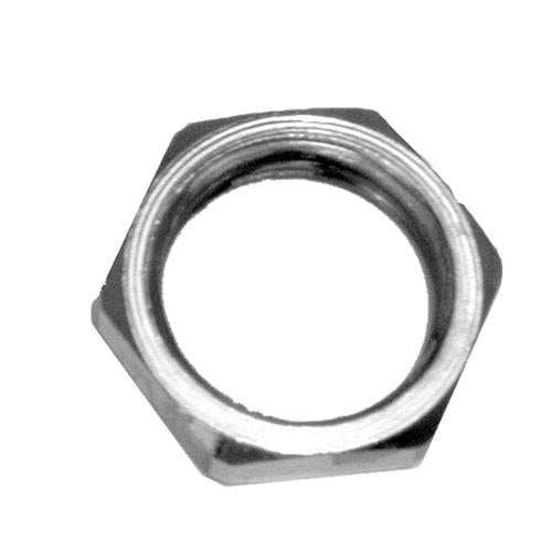 Chrome Locknut For T & S 002954-45