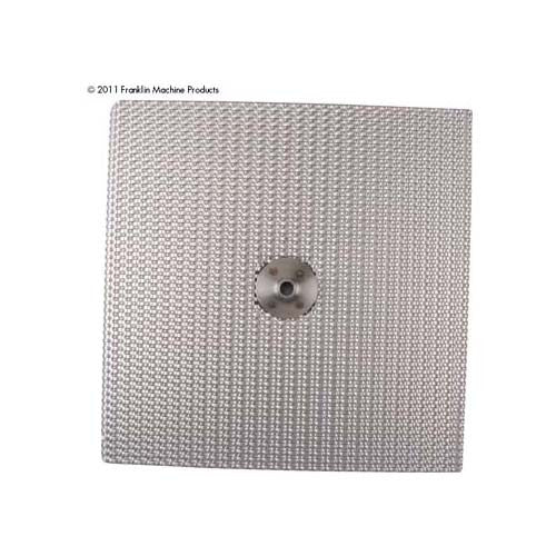"SCREEN,FILTER, 12""SQ,CNTR HOLE 103-1099"