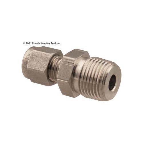 "CONNECTOR,MALE, 1/4""OD X 3/8NPT 103-1166"