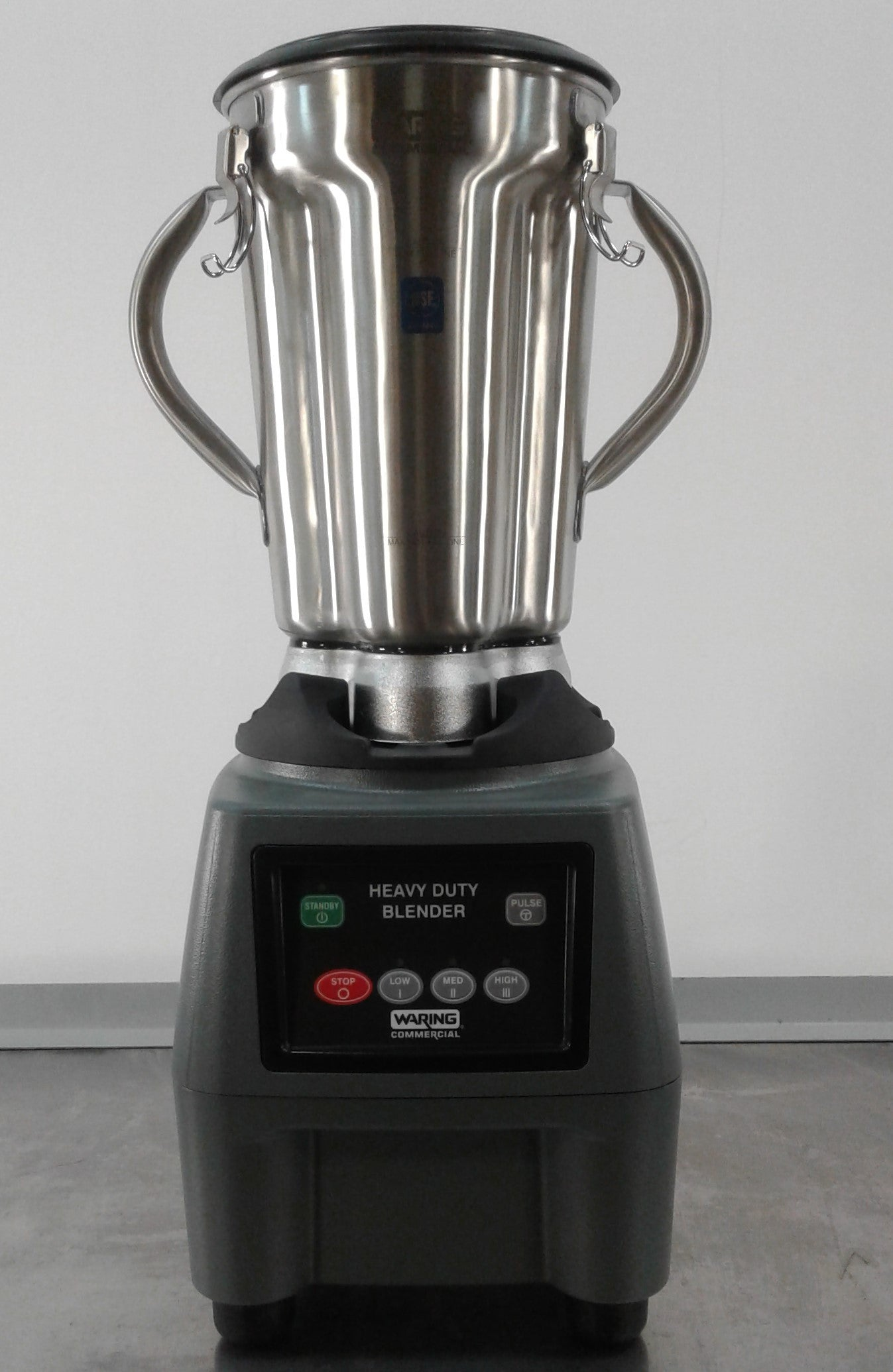 Waring Cb15 Commercial Food Blender Restaurant Food