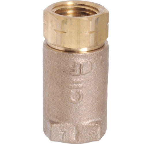 "VALVE,CHECK, 1/2""NPT,LEADFREE 111-1192"