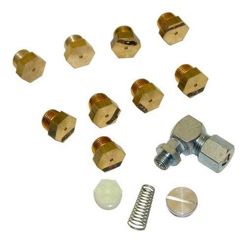 Frymaster GF14 Conversion Kit Nat to LP 826-1139