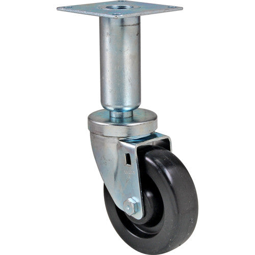 4 in 9in Lift CasterNon-Locking Swivel 175-1183