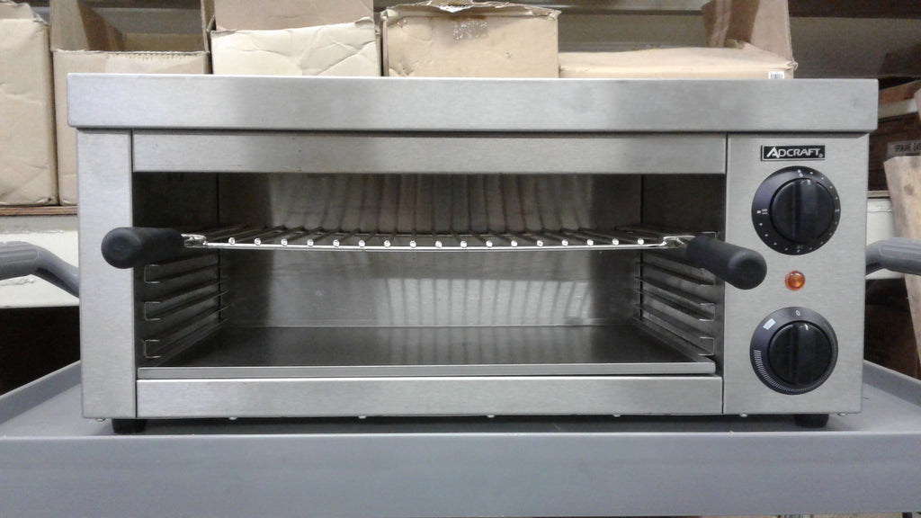 "Adcraft Cheese Melter 24"" CHM-1200W"