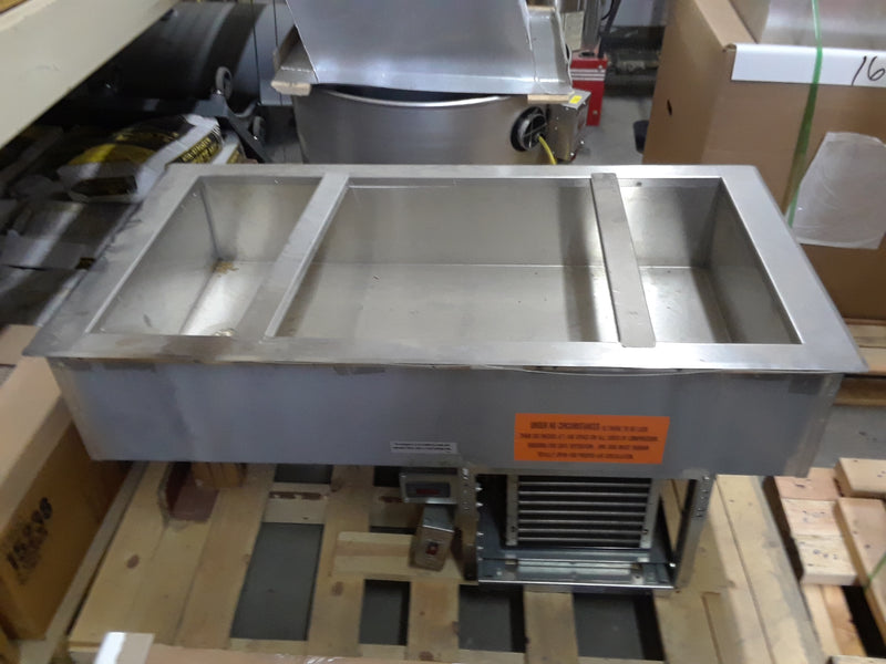Used Duke ADI-3MD Drop-In Cold Food Pan Mechanically Assisted Ice Pan