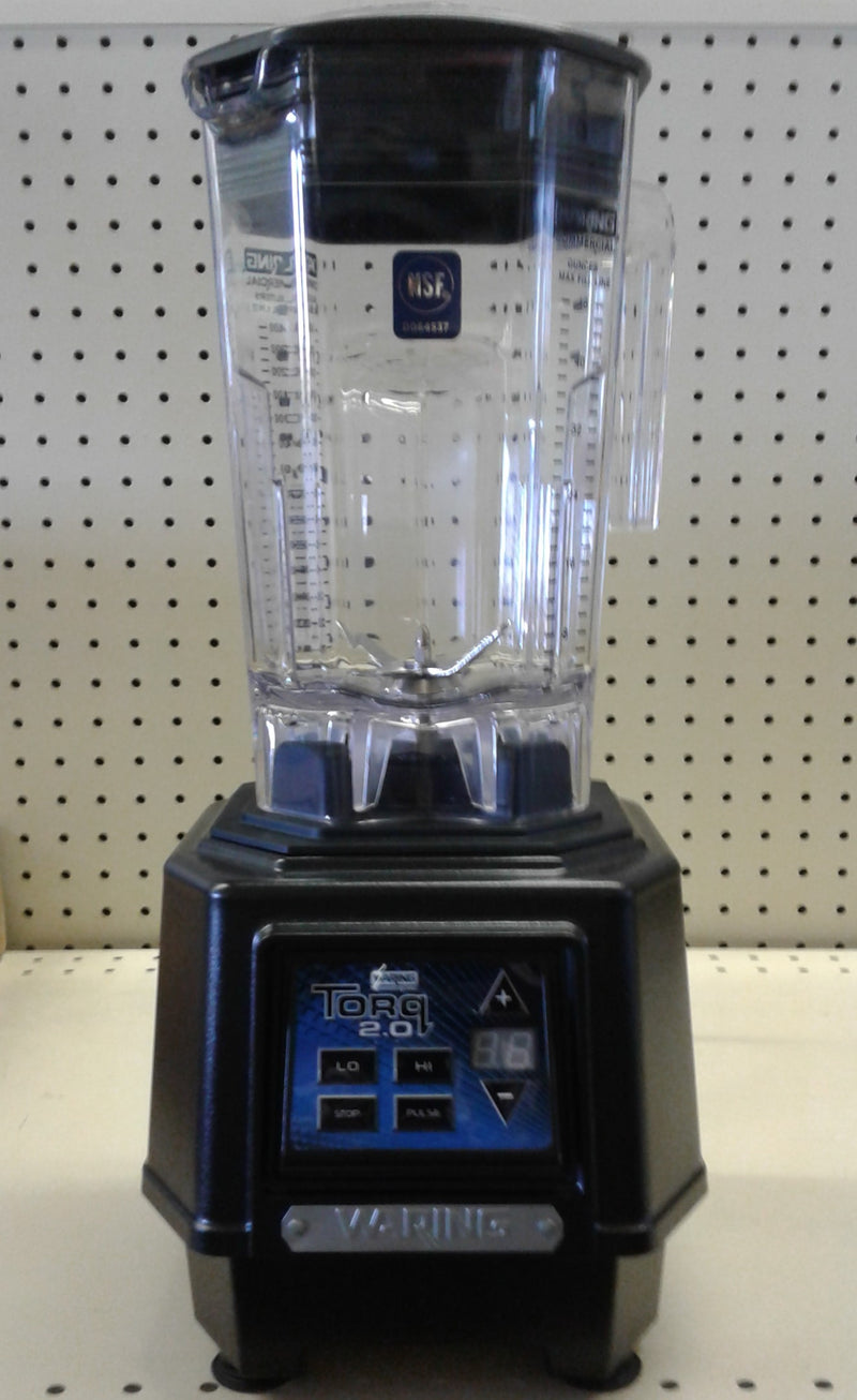 New Waring TBB175 2HP Blender w/ Electronic Touchpad Control