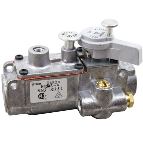 "Gas Valve 3/8"" For Cecilware L016A"