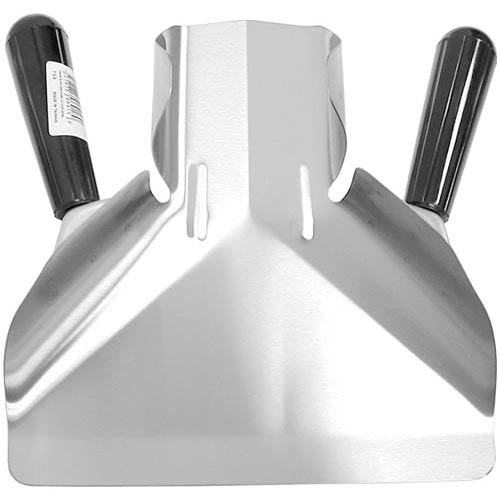 FRY-DUAL HANDLE SCOOP 26-3210