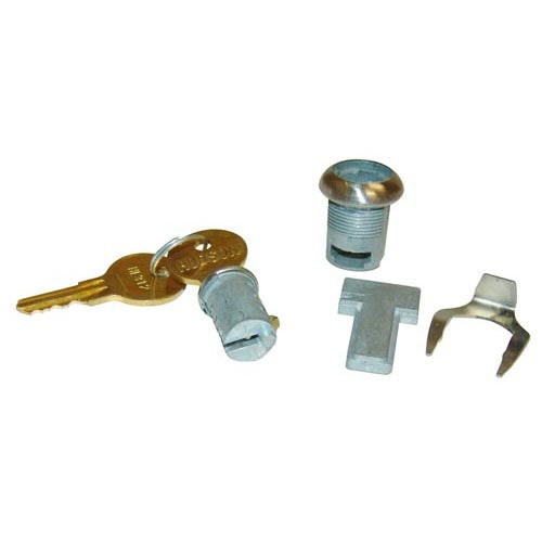 LOCK AND KEY ASSEMBLY 26-3227