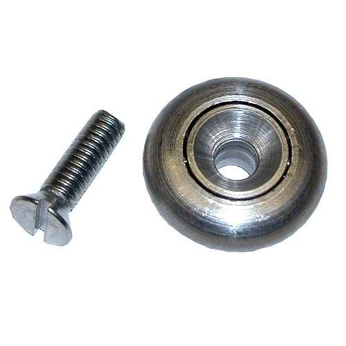 S/S Bearing Roller W/Stud For Traulsen 344-07386-00