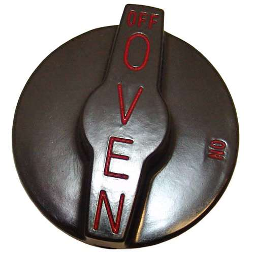 Knob 2-1/2 D, Off-On Oven For Southbend 1073499