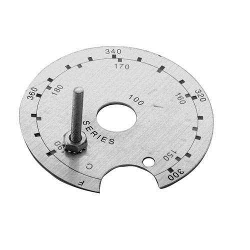 Thermostat Dial Plate For Garland G03250-1