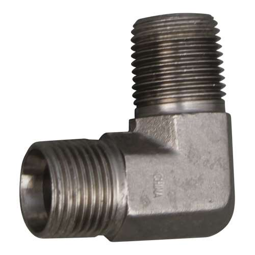 "1/2"" Male Elbow For Henny Penny 17407"