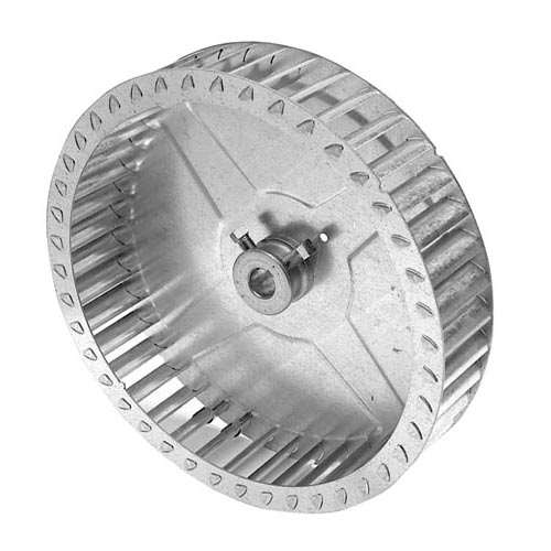 Blower Wheel 9-7/8Dx1-5/8W 5/8 Bore For Vulcan 355548-1